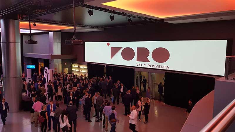 Teatro Goya Espacio para eventos madrid FORO V.O. Y POSVENTA DE INTERNETING MCO-13