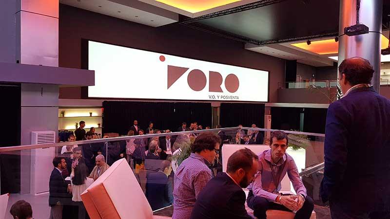 Teatro Goya Espacio para eventos madrid FORO V.O. Y POSVENTA DE INTERNETING MCO-4