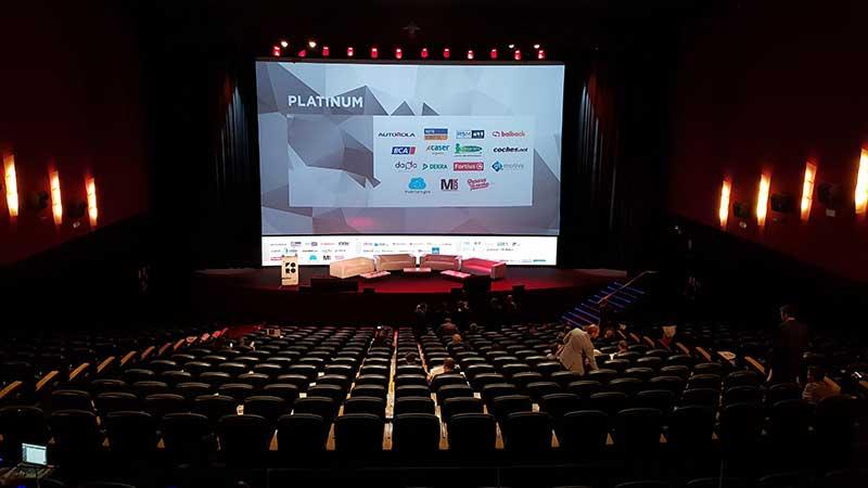 Teatro Goya Espacio para eventos madrid FORO V.O. Y POSVENTA DE INTERNETING MCO-6