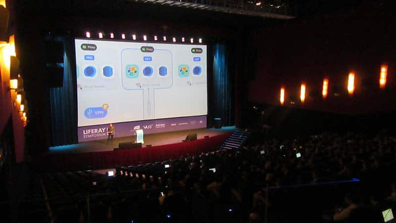 Teatro Goya Espacio para eventos madrid LIFERAY SYMPOSIUM SPAIN 2018 -10