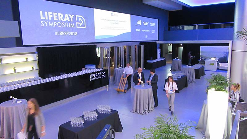 Teatro Goya Espacio para eventos madrid LIFERAY SYMPOSIUM SPAIN 2018 -7