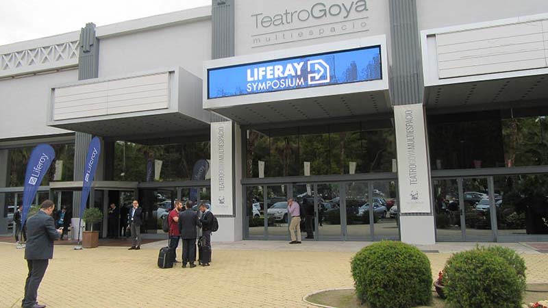 Teatro Goya Espacio para eventos madrid LIFERAY SYMPOSIUM SPAIN 2018 -8