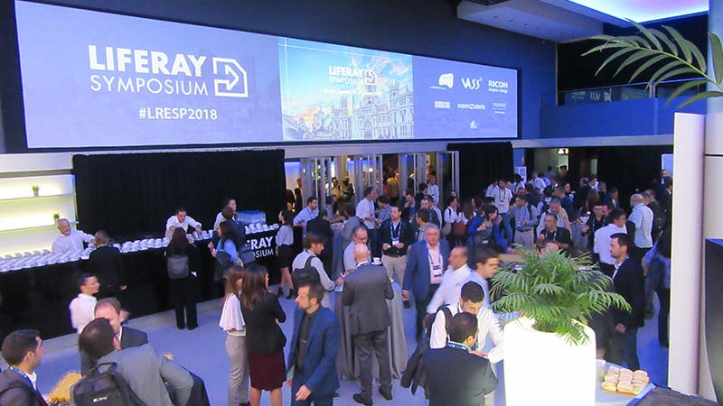 Teatro Goya Espacio para eventos madrid LIFERAY SYMPOSIUM SPAIN 2018 -9