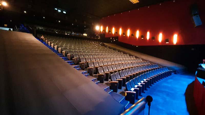 Teatro Goya Espacio para eventos madrid Road show Konica Minolta -9