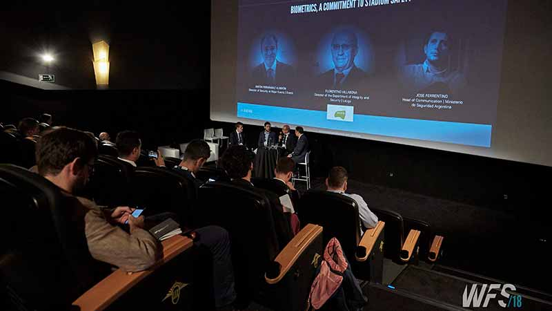 Teatro Goya Espacio para eventos madrid WORLD FOOTBALL SUMMIT 2018-12