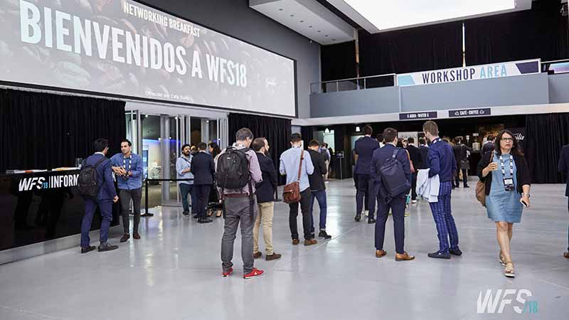 Teatro Goya Espacio para eventos madrid WORLD FOOTBALL SUMMIT 2018-2