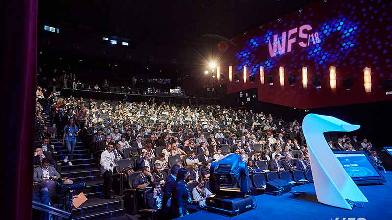 Teatro Goya Espacio para eventos madrid WORLD FOOTBALL SUMMIT 2018-22