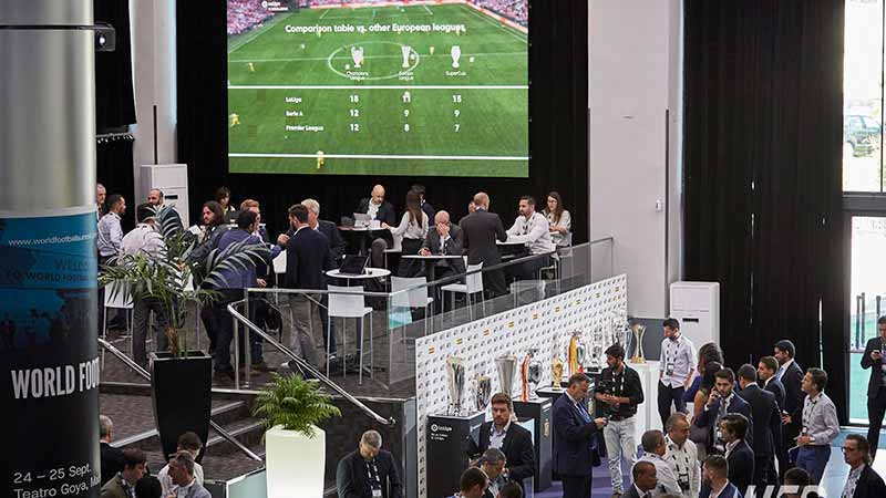 Teatro Goya Espacio para eventos madrid WORLD FOOTBALL SUMMIT 2018-23
