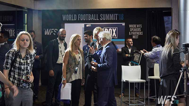 Teatro Goya Espacio para eventos madrid WORLD FOOTBALL SUMMIT 2018-5