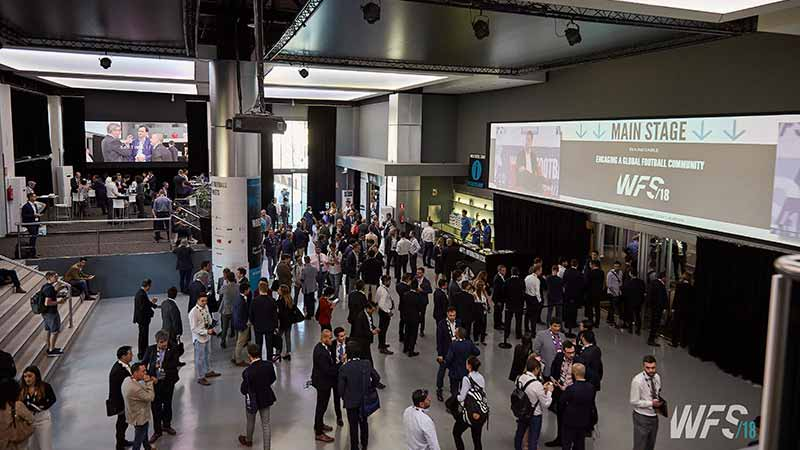 Teatro Goya Espacio para eventos madrid WORLD FOOTBALL SUMMIT 2018-7