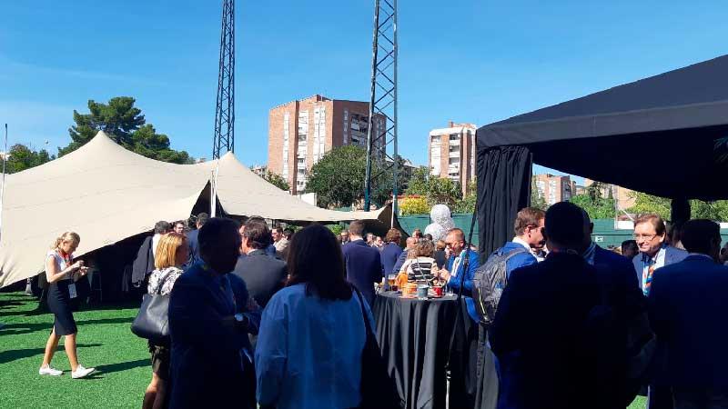 Teatro Goya Espacio para eventos madrid XVII Congreso Nacional de Parques y Centros Comerciales-4