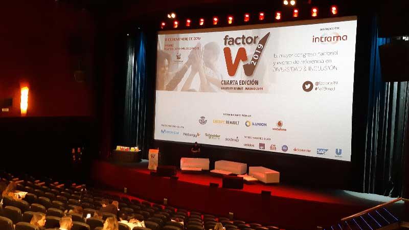 Teatro Goya Espacio para eventos madrid Intrama FactorW 19-7