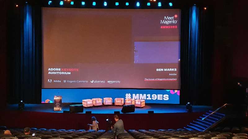 Teatro Goya Espacio para eventos madrid-Meet Magento -2
