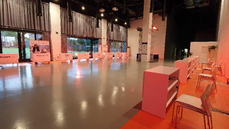 Teatro Goya Espacio para eventos madrid-Meet Magento -3