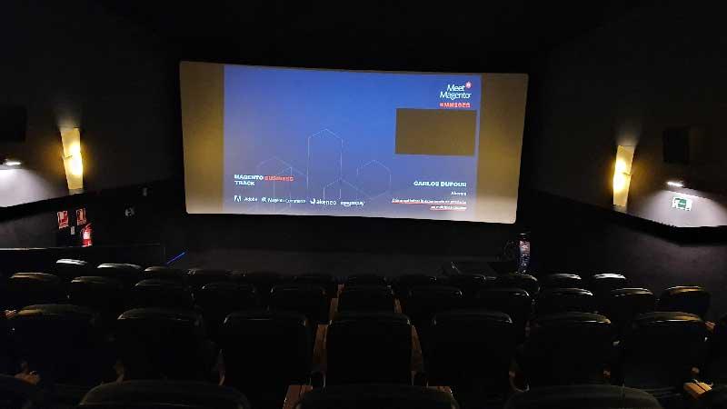 Teatro Goya Espacio para eventos madrid-Meet Magento_