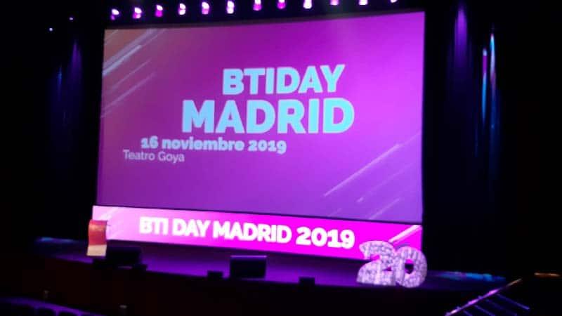 Teatro Goya Espacio para eventos madrid BTI Day 2019-10