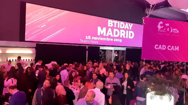 Teatro Goya Espacio para eventos madrid BTI Day 2019-9