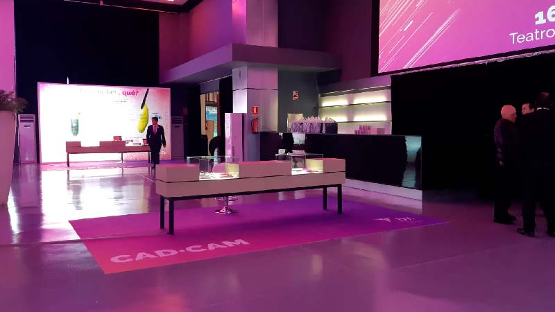 Teatro Goya Espacio para eventos madrid BTI Day 2019