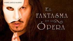 Concierto El fantasma de la Ópera en Madrid